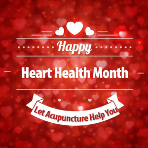 Acupuncture for heart health - To The Point Acupuncture
