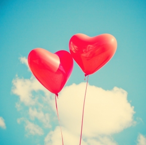 Healthy Heart-Qi: Love is in the Air Balloons